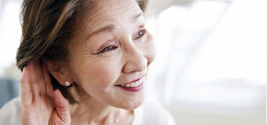 老年人助听器